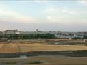 Panorámica de Cuéllar desde el lado Sur. Vista después de la restauración de las murallas.