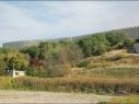 Vista de la muralla desde la Huerta del Duque. Estado después de su restauración.