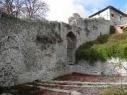 Puerta de la muralla junto a los lavaderos del Exangel