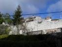 Muralla junto a la desaparecida puerta de la Trinidad
