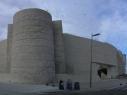 Torre semicircular junto a la puerta de San Basilio.