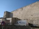 Tramo de la muralla junto a la puerta de San Martín
