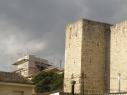 Torre entre las puertas de San Martín y Santiago