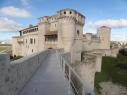 17-aVista del castillo desde el adarve de la muralla