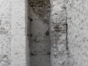 Interior de la torre de Las Cuevas